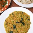 Malabar green peas curry is dish from kerala. — Stock Photo #50775793