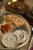 Phapar ko Roti - A typical food from Sikkim. — Stock Photo