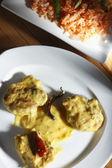 Dahi ki Kadhi - A hyderabadi dish — Stock Photo