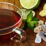 Tea time — Stock Photo #44741313