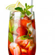 Strawberry mojito — Stock Photo #44966033