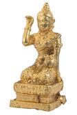 Złoty Tajlandia bogini fortuny — Zdjęcie stockowe