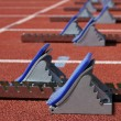 Starting block — Stock Photo #41535557