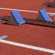 Starting block — Stock Photo #41535561