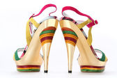 Elegant shiny shoes — ストック写真