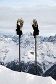 Austria sölden — Foto de Stock