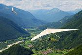 Kanat Slovenya — Stok fotoğraf