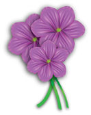 Tenderness spring flowers — Stock Vector