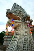 Nagas statue — Stock Photo