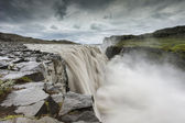 Dettifoss Waterfall in Iceland — Stock Photo