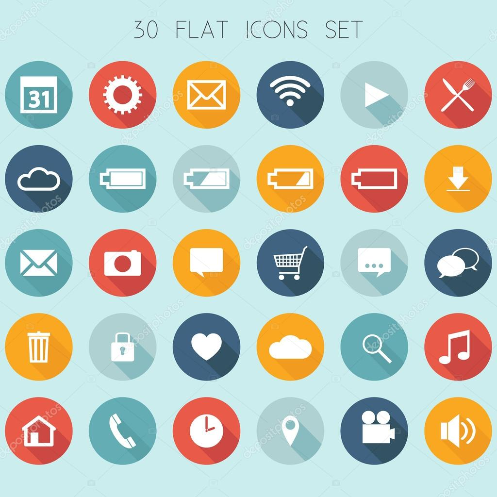 иконки для мобильного: