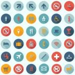 Travel icons set — Stock Vector #40609747