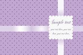 Invitation, Greeting Card, Birthday Card vector eps10 — Stock Vector