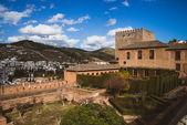 City view Granada, Alhambra — Stock Photo