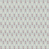 Seamless pattern with dots — ストックベクタ