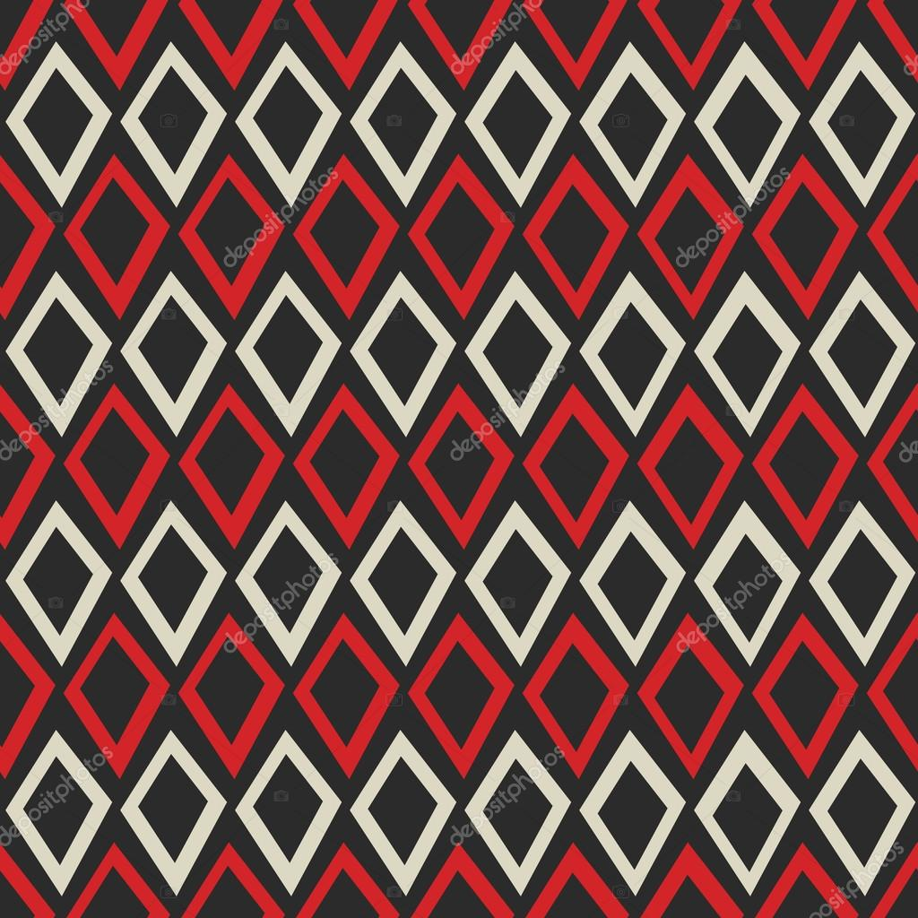 Black and white with red patterns backgrounds