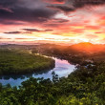 Landscape in Hua Hin Thailand — Stock Photo #41733227