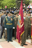 PYATIGORSK, RUSSIA - MAY 9 2014: Victory Day in WWII. Standard-b — Stock Photo