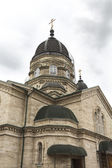 Cathedral of the Archangel Michael in Pyatigorsk (Russia), view  — Stock Photo