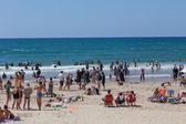 Tel Aviv panorama — Stock Photo