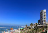 Bat yam . Israel — Stock Photo