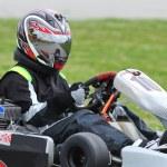 Kart Driver — Stock Photo #40322923