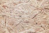Osb wood fiberboard background texture — Stock Photo