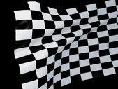 赛车旗帜 — 图库照片