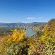 Stock Photo: Autumnal Danube Valley