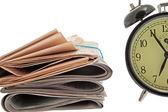 Tidningen — Stockfoto