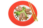 Crispy duck — Stock Photo