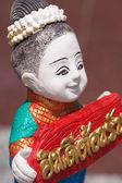 Thai figure — Stock Photo