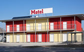 Motel — Stock Photo