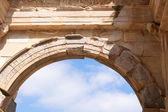 Historical archway — Stock Photo
