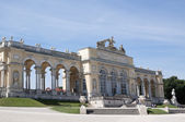 Gloriette from Schoenbrunn Palace — Stock Photo