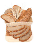 Bread and pastries — Stock Photo