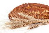 Pane con mais — Foto Stock