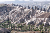 Rock formation in Goreme — Stock Photo