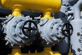 Нефтяной насос — Стоковое фото