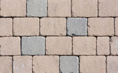 Paving stones — Stock Photo