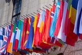 Flaggen der Länder — Stockfoto