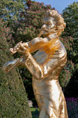 Johann Strauss monument — Stock Photo