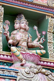 Temple Sri Mariamman in Bangkok Thailand — Stock Photo