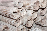 Handmade paper — Stock Photo