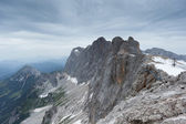 Dachstein Glacier — Stock Photo