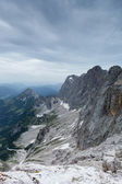 Dachstein glacier in Austria — Stock Photo