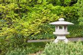Japanisch lampe — Stockfoto
