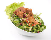 Fattoush Salad — Stock Photo
