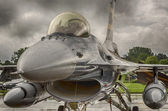 F16 Fighter Jet — Stock Photo