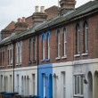 Terraced housing — Stock Photo #40799793